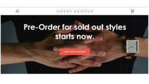 Great George Watches